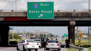 Download 'Shots fired, officer down!' - chilling audio from Baton Rouge police radio Video