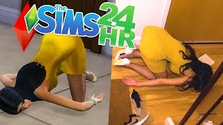 Download LIVING AS MY SIM FOR 24 HOURS CHALLENGE Video