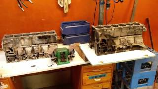 Download Differences between BMW m52 aluminum engine blocks Video