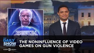 Download The Noninfluence of Video Games on Gun Violence | The Daily Show Video
