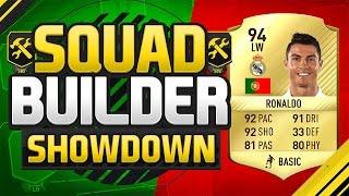 Download FIFA 17 SQUAD BUILDER SHOWDOWN!!! CRISTIANO RONALDO!!! 94 Rated CR7 Squad Duel Video