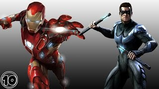 Download Top 10 Super Heroes With No Powers Video