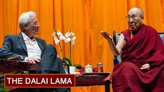 Download His Holiness the Dalai Lama in Conversation with Richard Gere Video