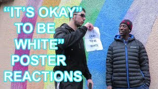 Download Snowflakes React to ″IT'S OKAY TO BE WHITE″ Flyer Video
