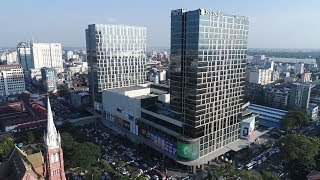 Download Junction City - Yangon Downtown Video