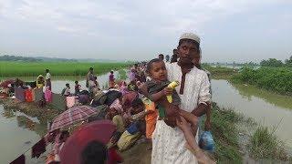 Download Rohingya crisis deepens in Bangladesh Video