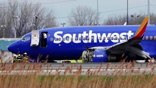 Woman dies after freak Southwest Airlines accident at 32,000 feet HD