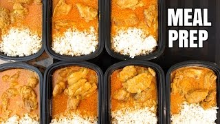 Download How to Meal Prep - Ep. 8 - BUTTER CHICKEN Video