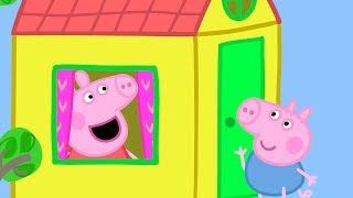Download Peppa Pig in Hindi - The Tree House - हिंदी Kahaniya - Hindi Cartoons for Kids Video