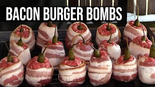 Download Bacon Burger Bombs by the BBQ Pit Boys Video
