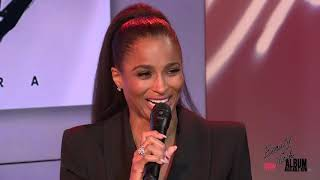 Download Ciara Explains The Meaning Behind Her Many Prayers For a Husband + Loving Herself Again Video