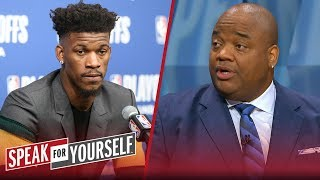 Download Jason Whitlock on Butler's next move, Jackson's comments on Wiggins | NBA | SPEAK FOR YOURSELF Video