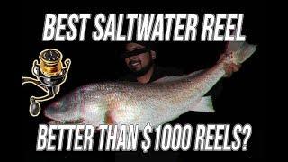 Download Unboxing the NEW BEST Saltwater Fishing Reel? Impressive Surf Fishing Reel!! Video