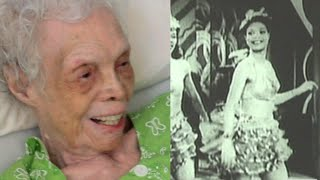 Download 102 y/o Dancer Sees Herself on Film for the First Time Video