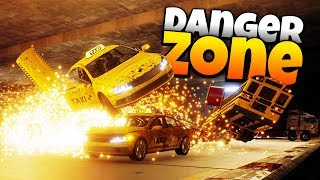Download Danger Zone - Insurance Company's Worst Nightmare! - Let's Play Danger Zone Gameplay Video