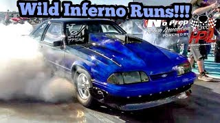 Download Wild Inferno Nitrous Mustang runs at Winter Meltdown No Prep Video