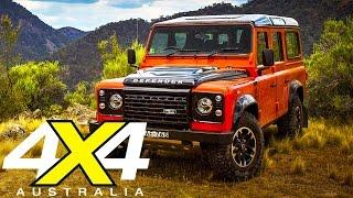 Download Land Rover Defender 110 Adventure | Road test | 4X4 Australia Video