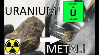 Download Metal Refining & Recovery, S2E3: Uranium Metal From Ore Video