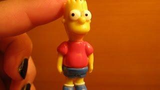 Download Bart Simpson en Porcelana Fria Video
