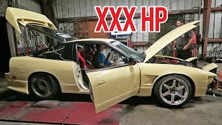 Download 240SX Dyno Day - SMOKE! Video