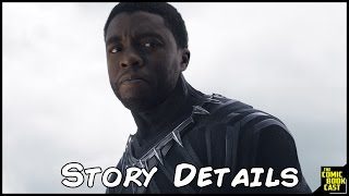 Download Black Panther adds Unexpected Comic Element to The Film Video