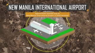 Download New Manila International Airport: JICA's Information Collection Survey Video