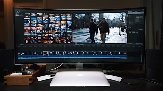 Download Best Video Editing Monitor - LG 34 Inch Curved Ultrawide Monitor Review Video