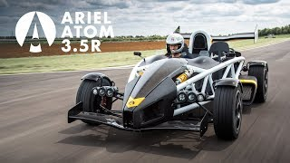 Download Ariel Atom 3.5R: The Best Light-Weight Track Car Ever? - Carfection Video