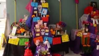 Download Day of the Dead Altars Video