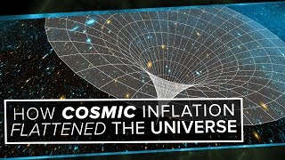 Download How Cosmic Inflation Flattened the Universe | Space Time | PBS Digital Studios Video