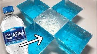 Download WATER SLIME!💧Testing NO GLUE water Slime! Video