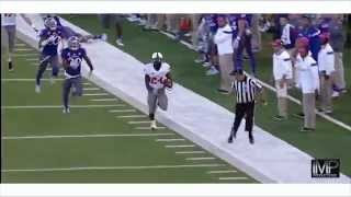 Download Tyreek Hill // Oklahoma State RB 2014 Highlight Video HD Video