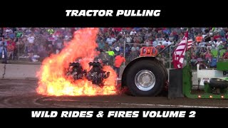 Download Tractor Pulling Wild Rides & Fires Compilation Vol #2 Video