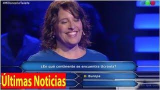 Download El insólito error en ″¿Quién quiere ser millonario?″ y del éxito de ″¿Quién quiere ser millonario?″ Video