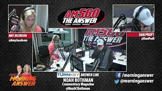 Download Chicago's Morning Answer - Noah Rothman - August 21, 2017 Video
