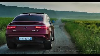 Download Mercedes GLE Coupe 450 AMG 2016 - Acceleration Exhaust Sound Video