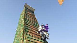 Download GTA 5 Online PARKOUR - ANOTHER AMAZING MOTO PARKOUR?!? Video