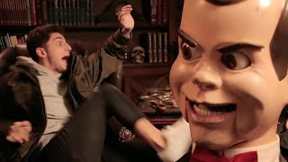 Download MEETING THE CREEPIEST DOLL OF MY LIFE Video