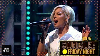 Download Halsey - Alone (on Sounds Like Friday Night) Video