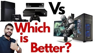 Download Gaming PC Vs Gaming Consoles | Which one is for you? Video
