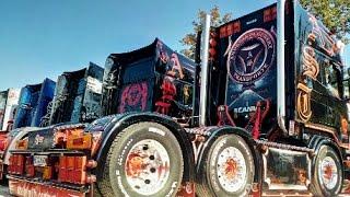 Download Andreas Schubert Scania R620 V8 beim OTT in Bad Tölz (mit Soundcheck) Video