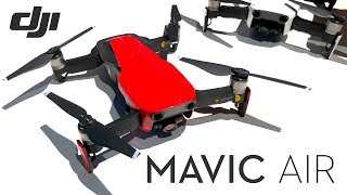 Download DJI Mavic Air drone: Power that fits in your pocket Video