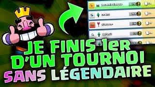 Download JE FINIS 1ER D'UN TOURNOI AVEC UN DECK SANS LÉGENDAIRE Video