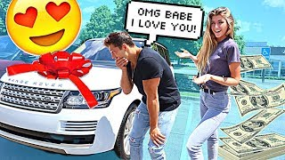 Download Every Time He Said ″Babe″ I Bought Him A Gift! * It Got Expensive* Video