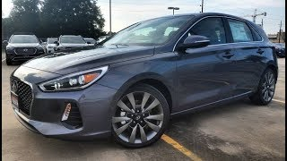 Download 2018 Hyundai Elantra GT Sport Start Up/ First Person Review Video