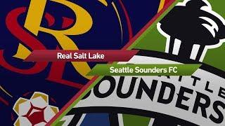 Download Highlights: Real Salt Lake vs. Seattle Sounders | September 23, 2017 Video