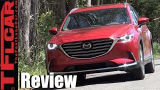 Download 2016 Mazda CX-9 Sneak Peek Review: Mazda builds an XXL CX-3 Video