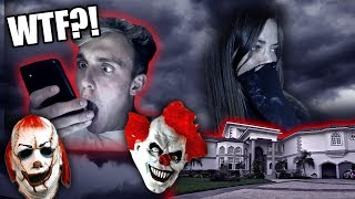 Download DEADLY KILLER CLOWN BREAK IN PRANK ON GIRLFRIEND!! *SHE CRIED!!* Video