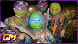 Download Teenage Mutant Ninja Turtles Parody: Kids short film version Video