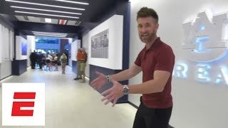 Download Marty Smith's exclusive tour of Auburn football facilities | ESPN Video